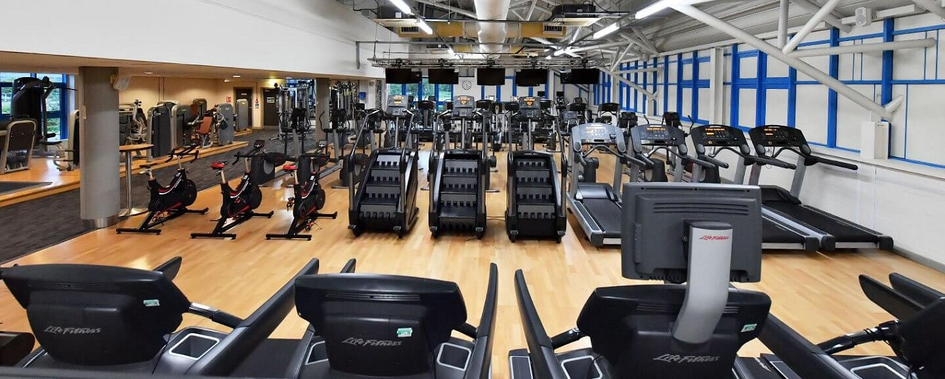 Gyms in East London