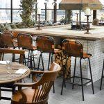 restaurants E London